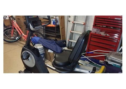 Nordic Trac Recumbant Exercise Bike