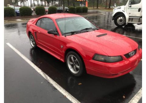 1999 Ford Mustang V6 - 35th Anniversary